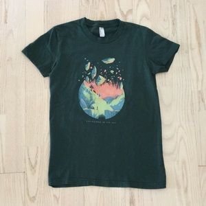 ☘️Cool graphic tee☘️